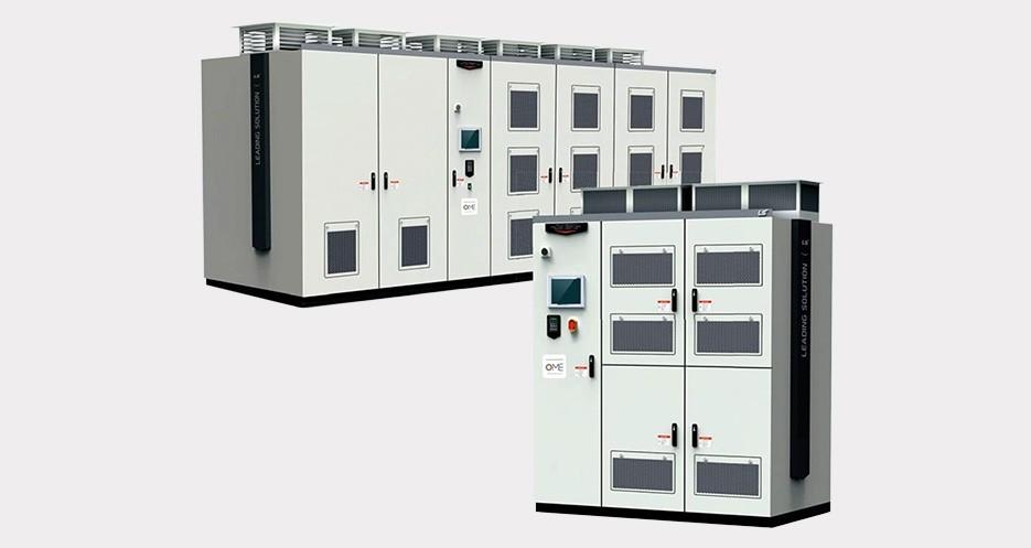 LSMV-M1000 Mittelspannungsumrichter