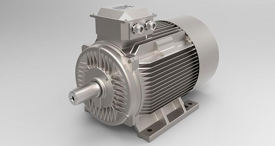 IE2 Hochleistungsmotoren