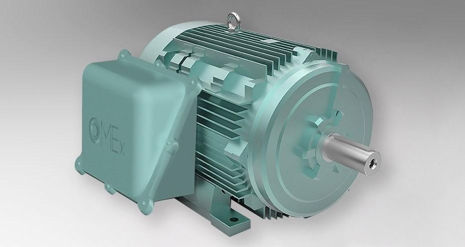 OMNEX Explosionssichere Motoren Nema