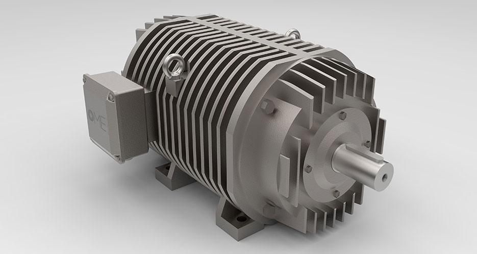 Förderband Motoren