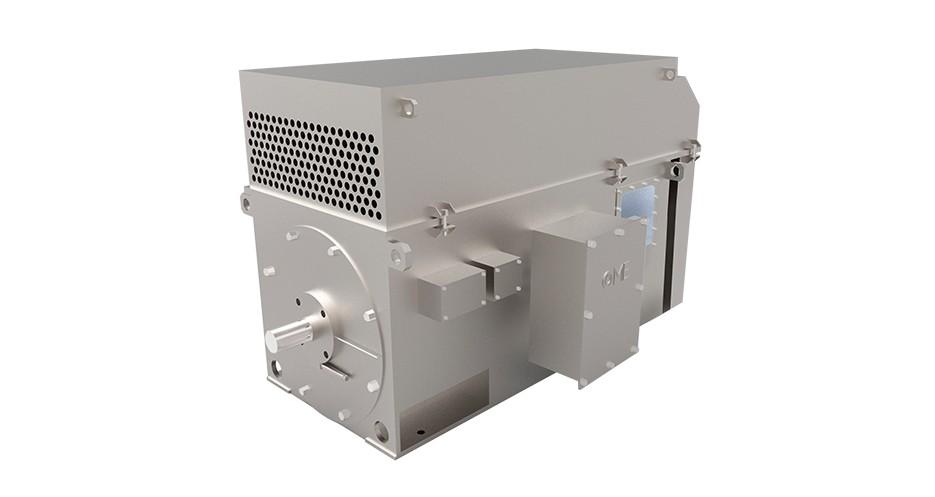 Schleifringläufermotoren OMA High Voltage