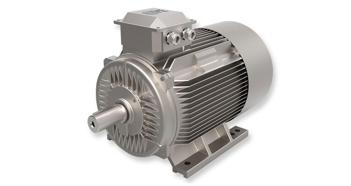 IE1 Standard-Elektromotoren