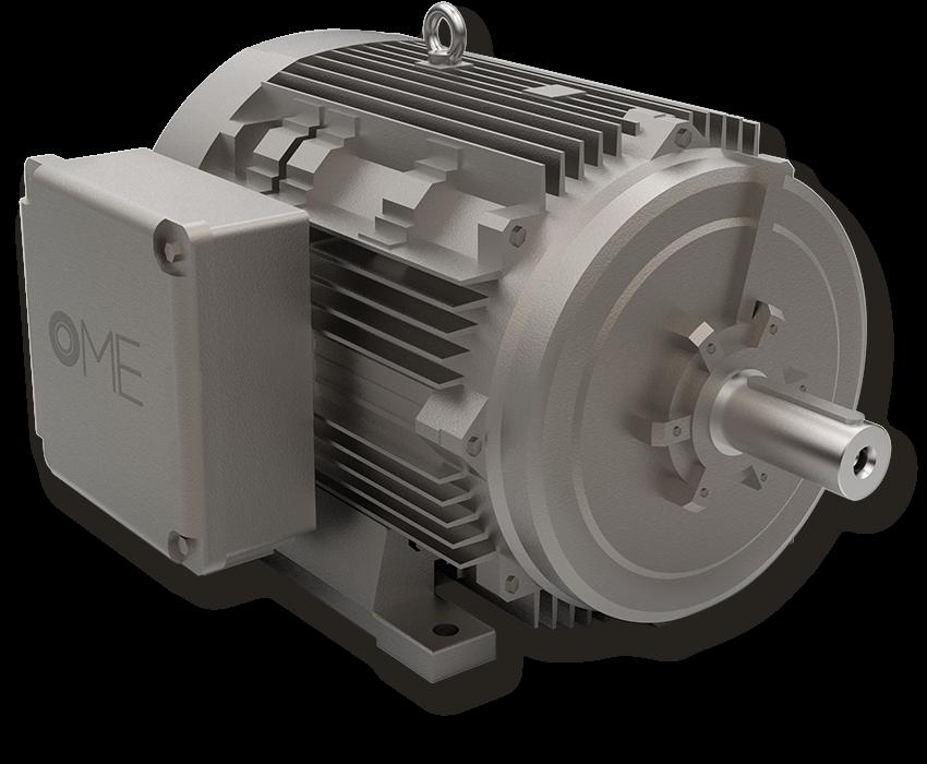 Premium NEMA Motoren