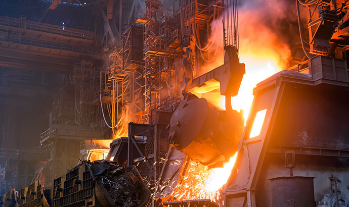 Die besten Elektromotoren für Stahlwerke