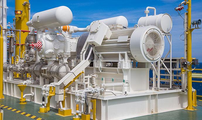 Motoren für Samsung / Hanwha Techwin Kompressoren