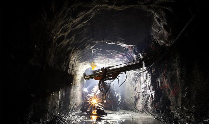 Explosionsgeschützte Motoren für den Einsatz in Minen