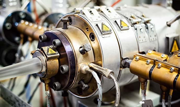 OME Motors entwickelte und stellt einen ATEX Motor für einen großen japanischen Hersteller von Elektromotoren.